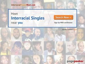 Interracial People Meet